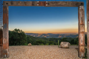 Byron Luxury Hinterland Accommodation views for miles