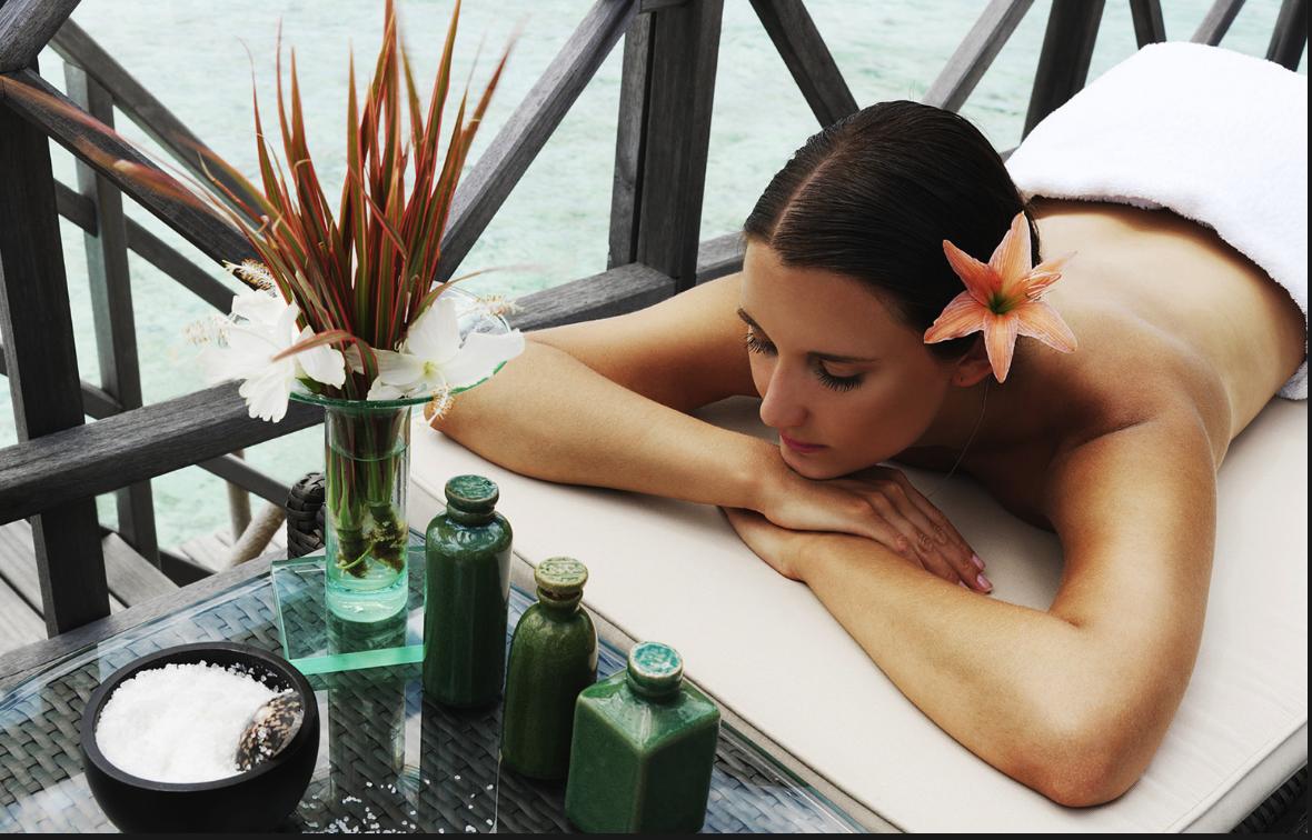 Byron Luxury Hinterland Accommodation massage