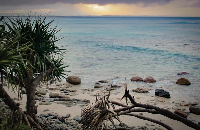 Byron Luxury Hinterland Accommodation beach