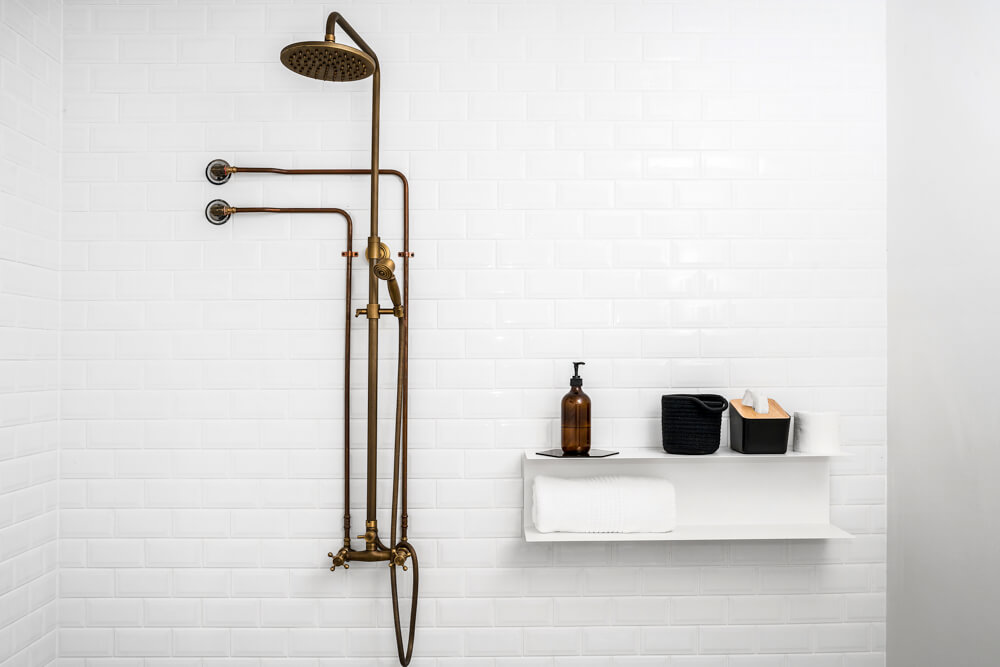 Byron Luxury Hinterland Accommodation fittings