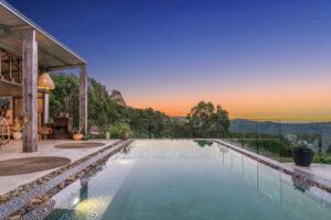 Byron Luxury Hinterland Accommodation views