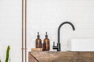 Byron Luxury Hinterland Accommodation tapware